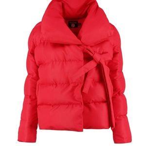 BooHoo Puffer Coat